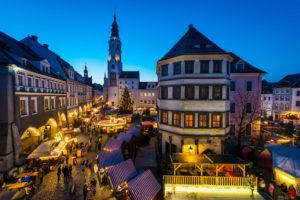 Schlesischer Christkindelmarkt Görlitz. 2015/12/16 //Foto: Pawel Sosnowski