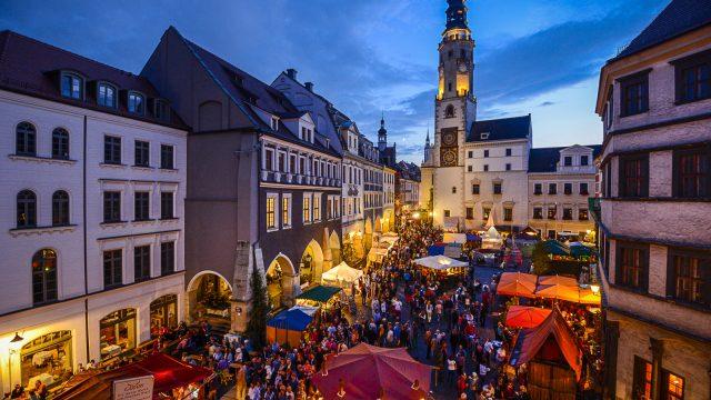 Old town festival Görlitz