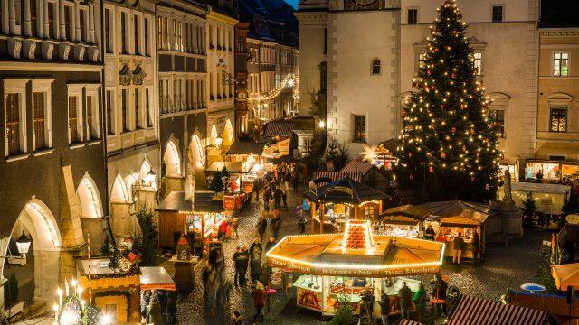 Silesian Christmas market
